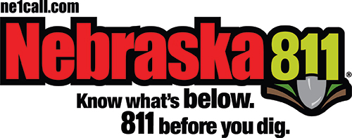Logo of Nebraska 811