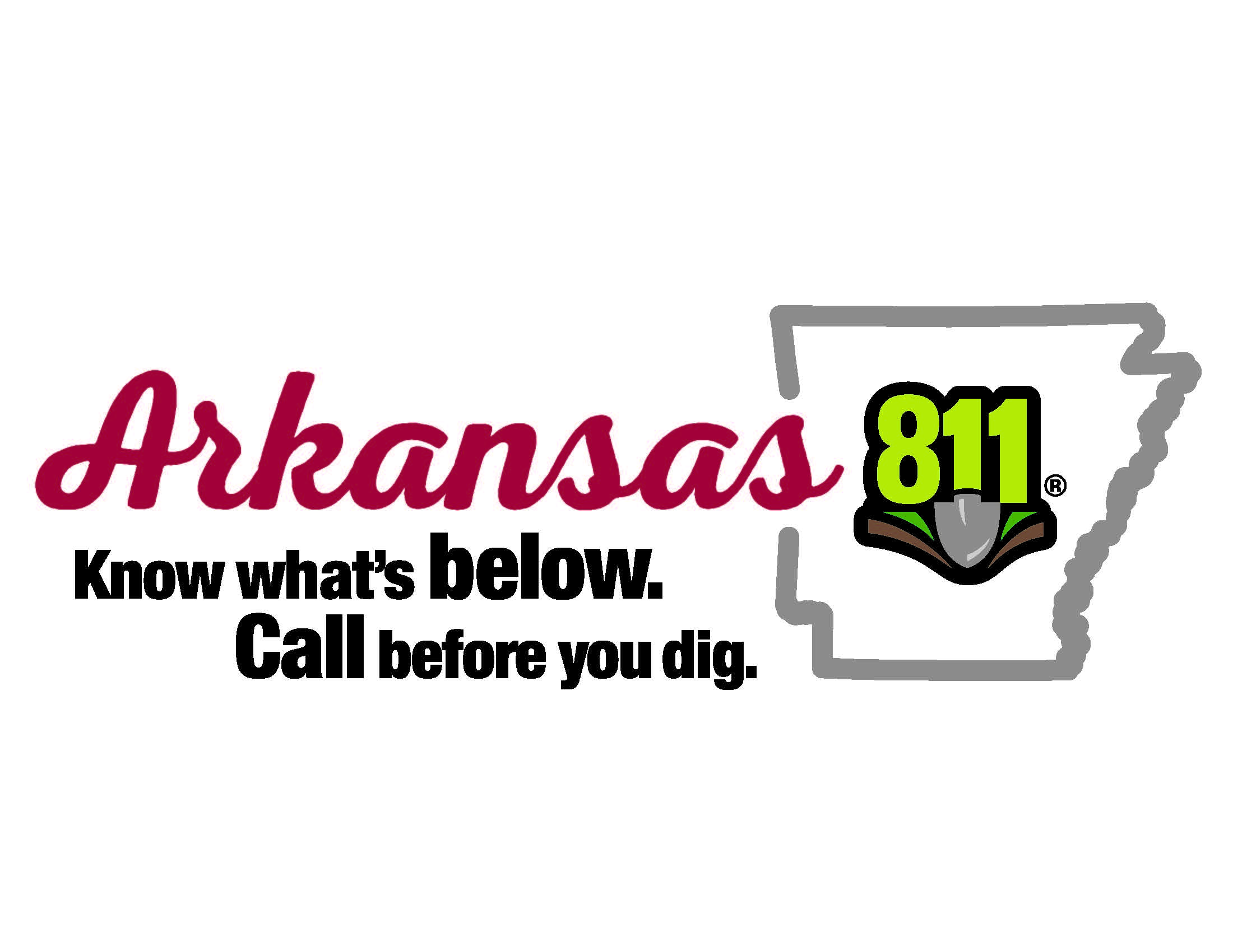 Logo of Arkansas 811