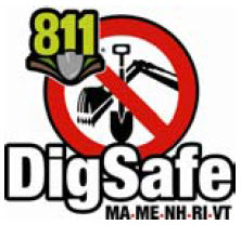 Logo of Rhode Island Dig Safe System, Inc.