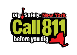 Logo of Dig Safely New York