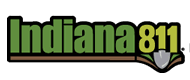 Logo of Indiana 811