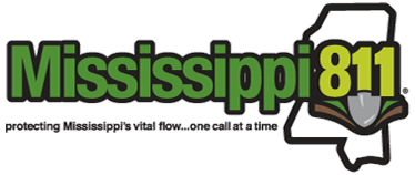 Logo of Mississippi 811