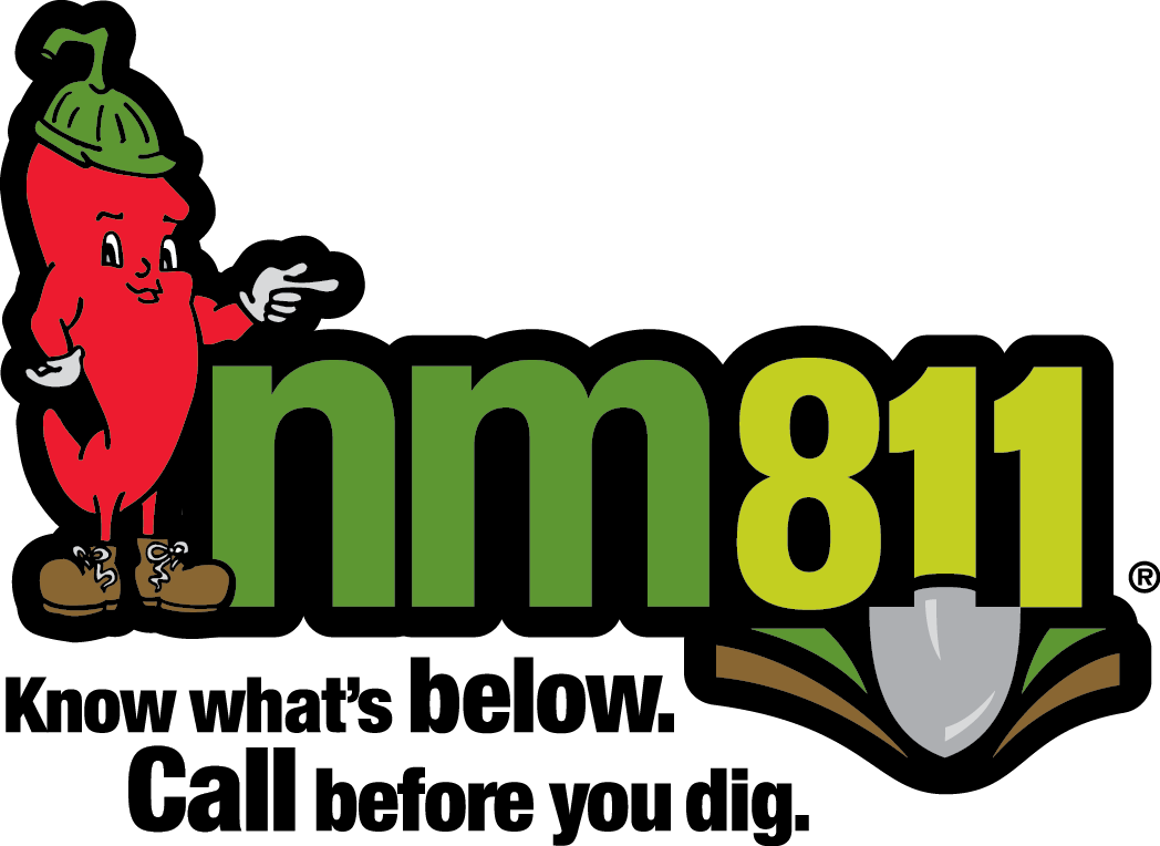 Logo of New Mexico 811
