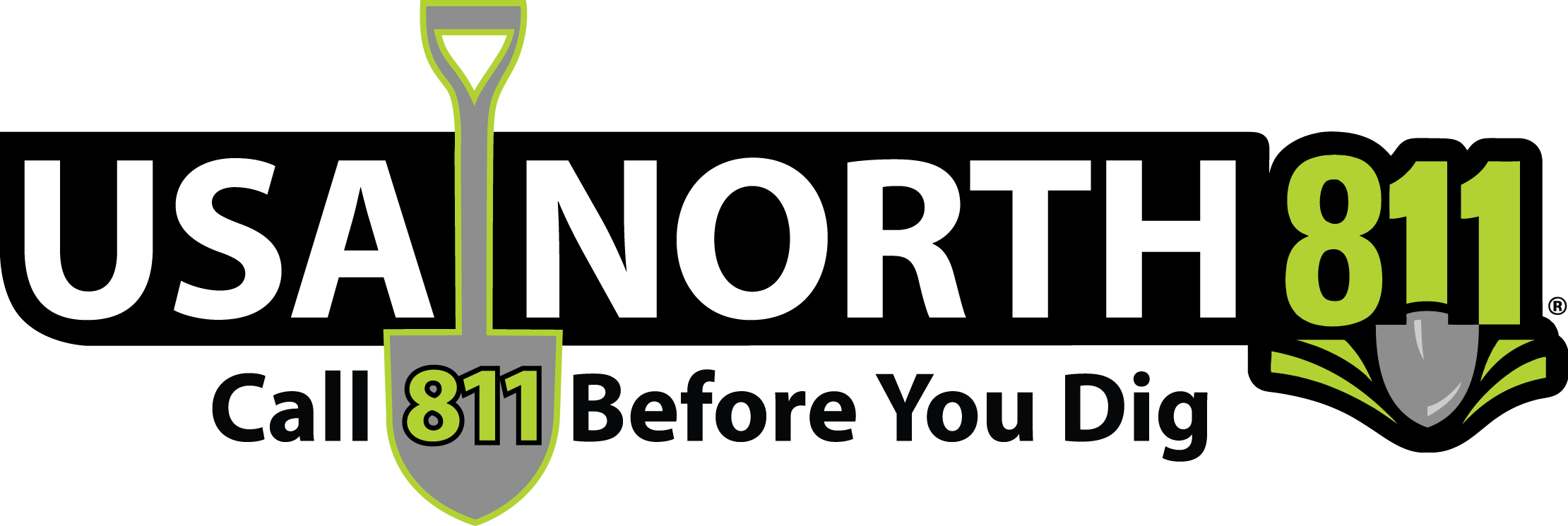 Logo of USA North 811