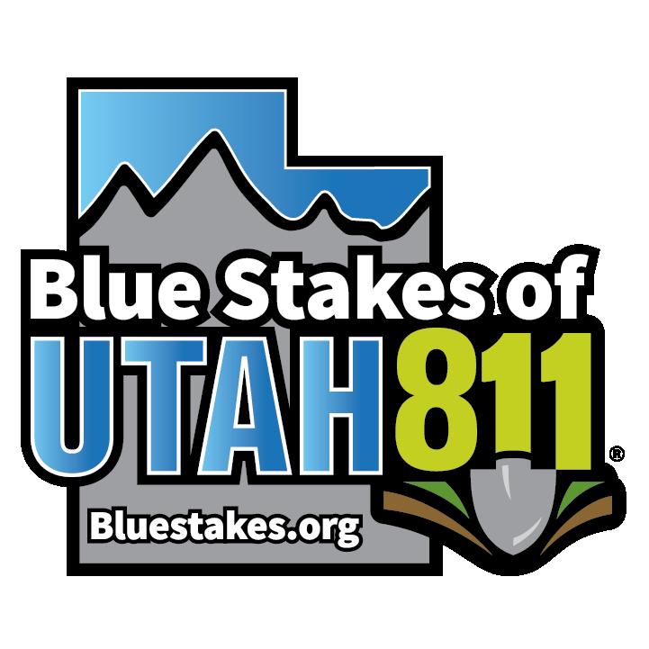 Logo of Blue Stakes of Utah 811