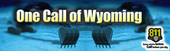 Logo of One Call of Wyoming